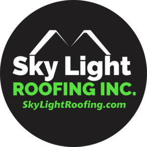 Sky Light Roofing Team.