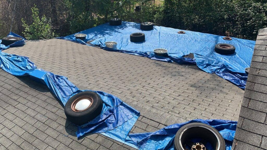roofing emergency repairs