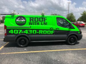 roof replacement in orlando